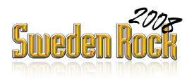 Sweden Rock 2008 logo